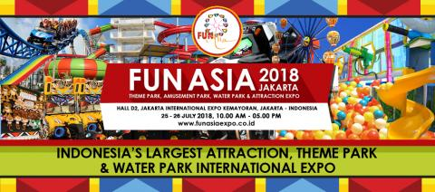 Coming Soon 4th Fun Asia Expo, July 2018